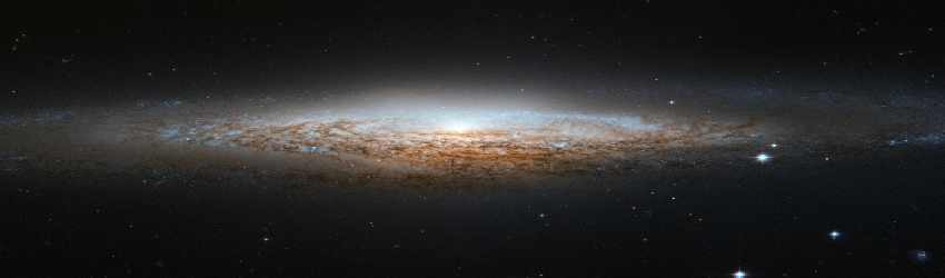 NGC 2683, discovered on 5 February 1788 by  William Herschel, lies in the Northern constellation of Lynx.